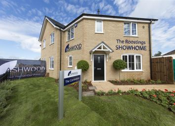 Thumbnail 3 bed semi-detached house for sale in Plot 43 - The Coronation, Cowley Park, Donington