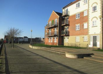 Thumbnail 2 bedroom flat for sale in Lancelot Court, Victoria Dock, Hull