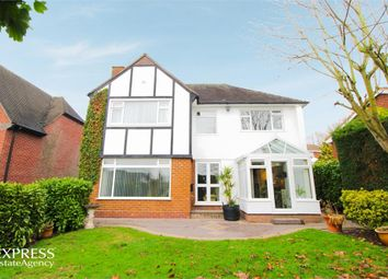 Thumbnail 3 bed detached house for sale in Sandy Lane, Cannock, Staffordshire