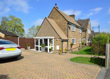 Thumbnail 3 bed end terrace house for sale in Lockley Crescent, Hatfield, Hertfordshire