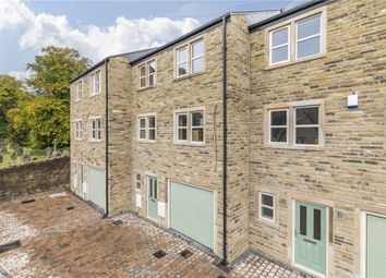 Thumbnail 4 bed town house for sale in Canal Wharfe Yard, Priest Bank Road, Kildwick, Keighley