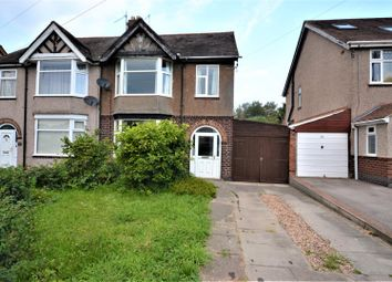 Thumbnail 3 bed semi-detached house for sale in Binley Road, Binley, Coventry