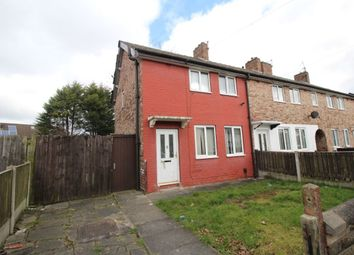 Thumbnail 3 bed terraced house for sale in Lathum Close, Whiston, Prescot
