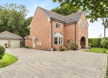 Thumbnail 4 bed detached house for sale in The Wynd, Wynyard, Billingham