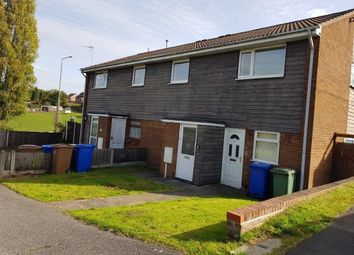Thumbnail 2 bed flat for sale in Maple Close, Forest Town, Mansfield