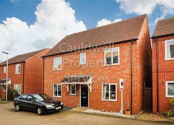 Thumbnail 4 bed detached house for sale in Foxfield, Broughton, Milton Keynes, Bucks