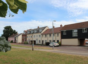 Thumbnail 1 bed terraced house to rent in Tranter Drive, Colchester