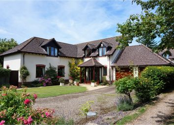 Thumbnail 5 bedroom detached house for sale in Park Street, Dry Drayton, Cambridge