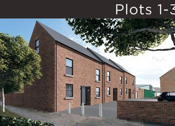 Thumbnail 3 bed detached house for sale in Queen Street Place, Louth
