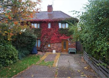 Thumbnail 3 bed semi-detached house for sale in Aberconway Street, Mansfield