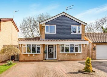 Thumbnail 3 bed detached house for sale in Milfoil Close, Marton-In-Cleveland, Middlesbrough
