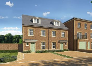 "Thumbnail 4 bedroom semi-detached house for sale in ""Wilmington Semi"" at James Whatman Way, Maidstone"