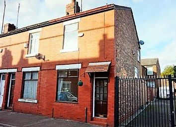 Thumbnail 2 bed end terrace house for sale in Wychbury Street, Salford