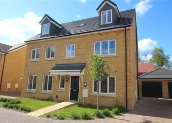 Thumbnail 6 bed detached house for sale in Plot 12 Rounton Place, Nascot Wood Road, Watford, Hertfordshire