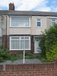 Thumbnail 3 bed property for sale in Oldstead Avenue, Hull