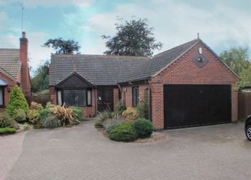 Thumbnail 3 bed detached bungalow for sale in Cliff Drive, Radcliffe On Trent, Nottingham