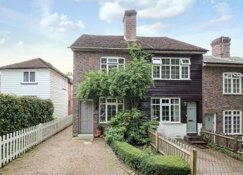 Thumbnail 2 bed end terrace house for sale in Holden Corner, Southborough, Tunbridge Wells