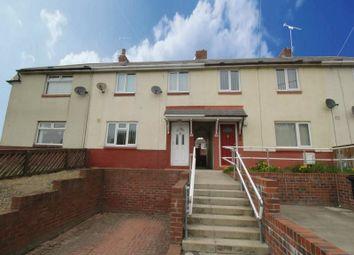 Thumbnail 3 bedroom terraced house to rent in Deneburn Terrace, Consett