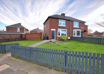 Thumbnail 2 bed semi-detached house for sale in Main Crescent, Wallsend
