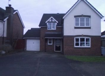 Thumbnail 4 bed detached house to rent in James Atkinson Way, Leighton
