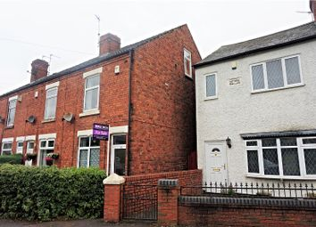 Thumbnail 2 bed end terrace house for sale in Carter Lane East, South Normanton