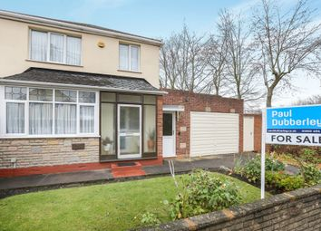 Thumbnail 3 bedroom detached house for sale in Taylor Road, Wolverhampton