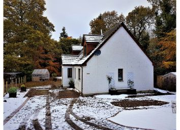 Thumbnail 4 bed detached house for sale in Wester Galcantray, Nairn