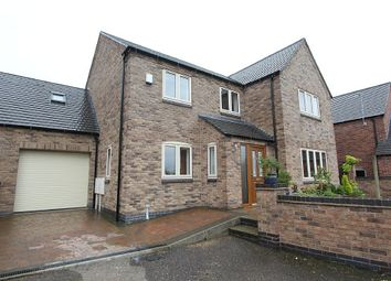 Thumbnail 4 bed detached house for sale in High Court Drive, Keyworth, Nottingham, Nottinghamshire
