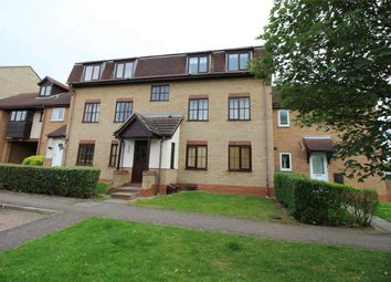 Thumbnail 2 bedroom flat for sale in Dart Close, St. Ives, Huntingdon