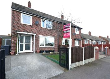 Thumbnail 4 bed semi-detached house for sale in Doles Crescent, Royston, Barnsley