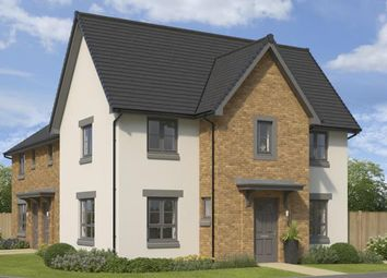 "Thumbnail 3 bedroom end terrace house for sale in ""Abergeldie"" at Kingswells, Aberdeen"