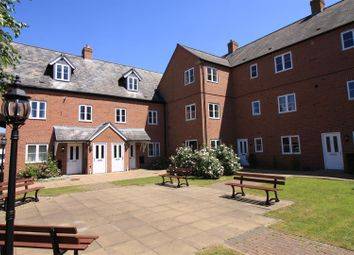 Thumbnail 2 bed flat for sale in Simpson Square, St. Michaels Street, Shrewsbury