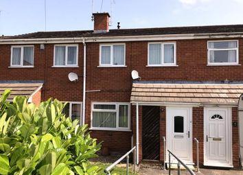 Thumbnail 2 bedroom terraced house for sale in Ffordd Mynydd Isa, Rhosllanerchrugog, Wrexham, Wrecsam