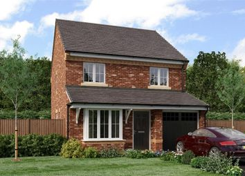 "Thumbnail 4 bedroom detached house for sale in ""Greene"" at Coppull Enterprise Centre, Mill Lane, Coppull, Chorley"