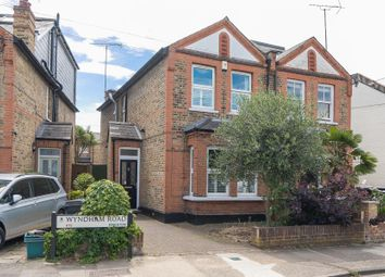 Thumbnail 3 bed semi-detached house for sale in Wyndham Road, Kingston Upon Thames