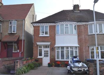 Thumbnail 4 bed semi-detached house to rent in Wellesley Road, Margate
