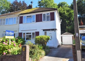 Thumbnail 3 bed semi-detached house for sale in Shorton Valley Road, Paignton, Devon