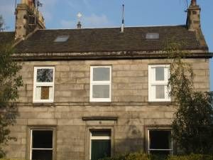 Thumbnail 1 bedroom flat to rent in Madeira Place, Leith, Edinburgh