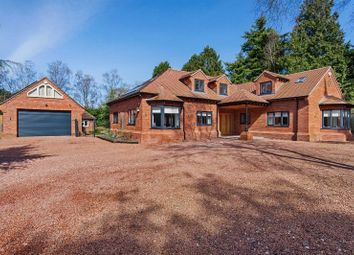 Thumbnail 7 bed detached house for sale in Pinewood Drive, Ashley Heath, Market Drayton
