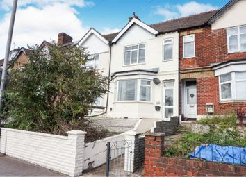 Thumbnail 3 bed terraced house for sale in Millbrook Road West, Freemantle, Southampton