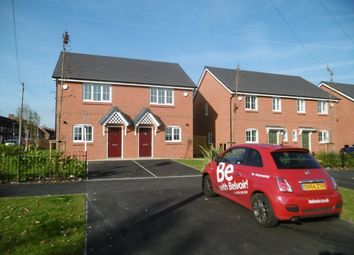 Thumbnail 2 bed property to rent in Central Way, Speke, Liverpool