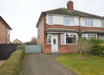 Thumbnail 2 bed semi-detached house for sale in Nottingham Road, Keyworth, Nottingham