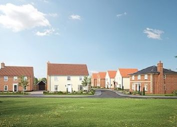 Thumbnail 4 bed detached house for sale in Harvey Lane, Dickleburgh, Diss, Suffolk