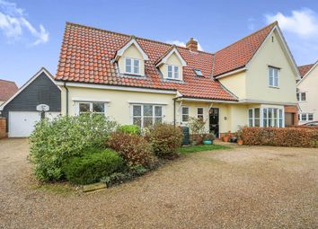 Thumbnail 4 bedroom detached house for sale in Tyes Corner, Bedfield, Woodbridge