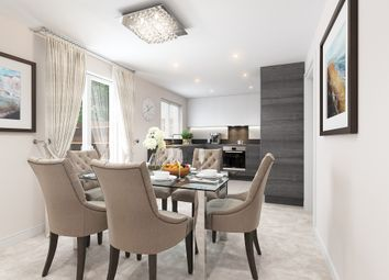 Thumbnail 3 bed town house for sale in Drake Way, Kennet Island, Reading
