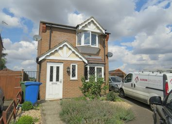 Thumbnail 3 bed detached house for sale in Gunfleet Close, Swineshead, Boston