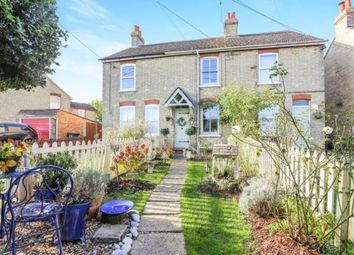 Thumbnail 2 bed terraced house for sale in Chapel Road, Flitwick, Bedford, Bedfordshire
