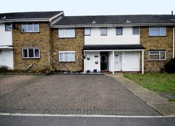 Thumbnail 3 bed terraced house to rent in Great Gregorie, Basildon, Essex