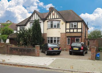 Thumbnail 4 bed semi-detached house to rent in The Grove, Isleworth, Middlesex
