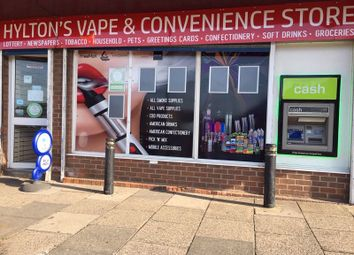 Thumbnail Commercial property for sale in Hylton News, 493/493A Hylton Road, Sunderland